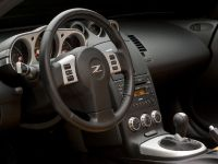 Nissan 350Z Roadster - Interior