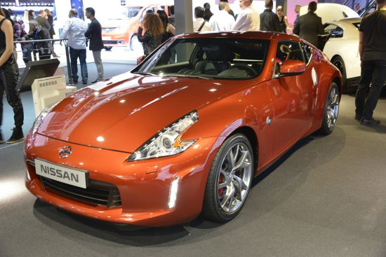 Nissan 370Z Paris