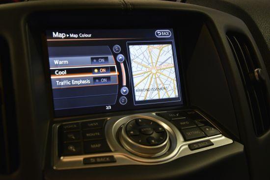 Nissan 370Z Paris