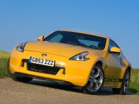 Nissan 370Z Yellow, 4 of 5
