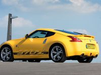 Nissan 370Z Yellow, 2 of 5