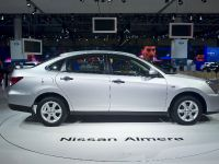 Nissan Almera Moscow 2012, 4 of 6