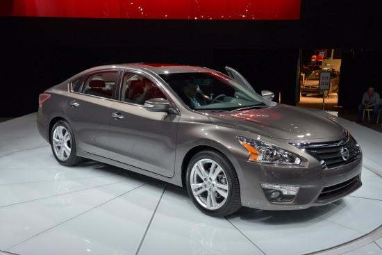 Nissan Altima New York