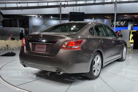 Nissan Altima New York