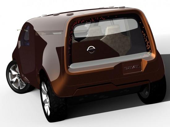 Nissan Bevel