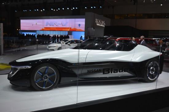 Nissan BladeGlider Concept Los Angeles
