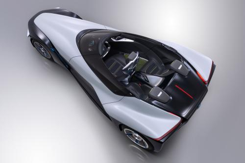 Компания Nissan Представляет Концепт BladeGlider