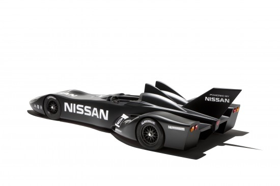 Nissan DeltaWing experimental racecar