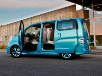 Nissan e-NV200 Concept, 3 of 10