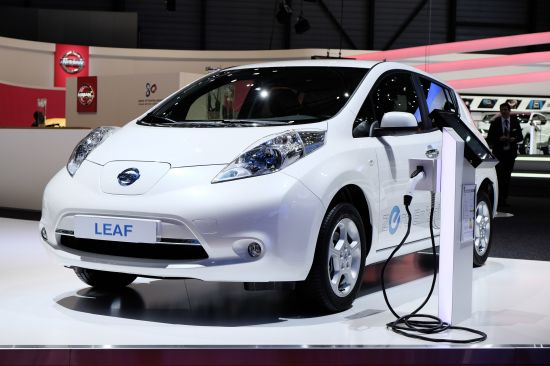 Nissan e-NV200 Geneva