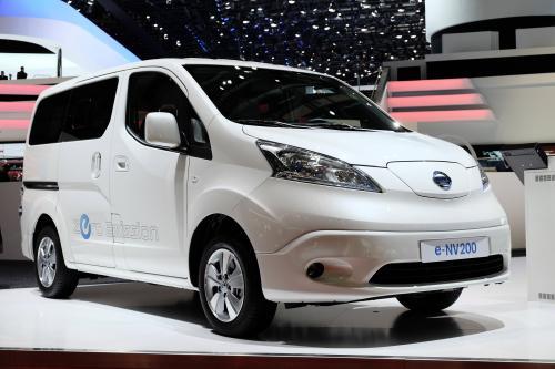 2014 Nissan электронной nv200 - цена и характеристики