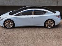 Nissan Ellure Concept, 9 of 10