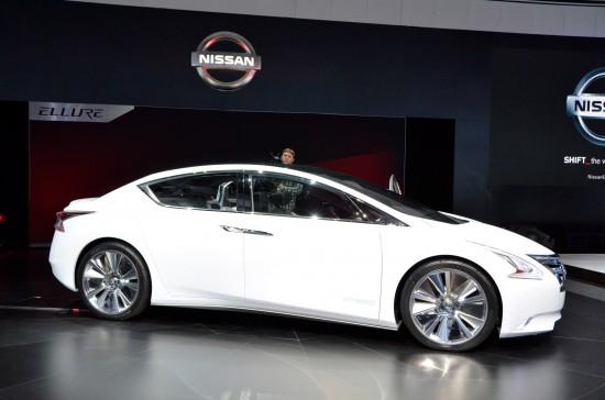 Nissan Ellure Los Angeles
