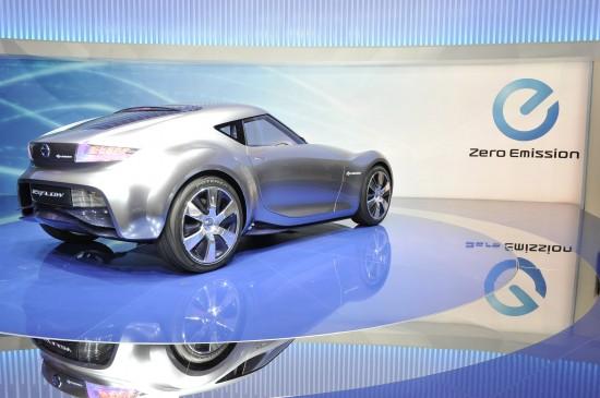 Nissan ESFLOW Geneva