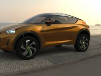 Nissan EXTREM Concept, 2 of 5
