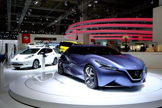 Nissan Friend-ME Concept Frankfurt
