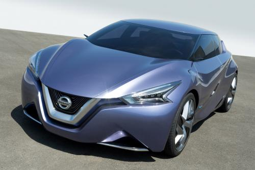 Nissan Friend-ME Concept с официальной премьеры