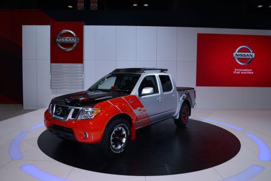 Nissan Frontier Diesel Runner Cummins Chicago