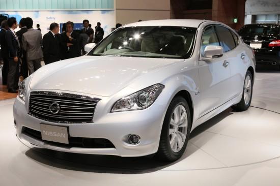 Nissan Fuga Tokyo