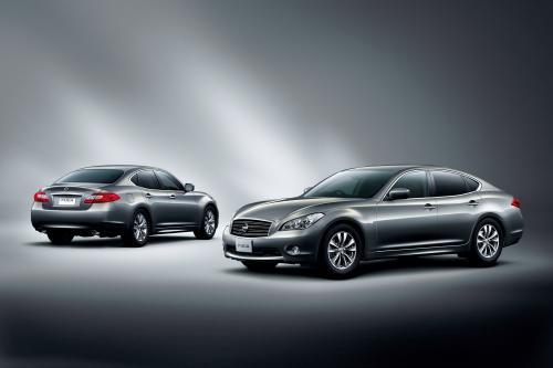 Новое поколение Nissan Fuga будет дебютировать на Токийском автосалоне