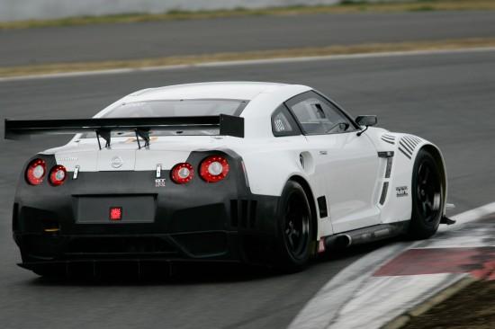 Nissan GT-R  FIA GT1