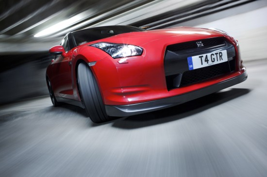 Nissan GT-R Europe