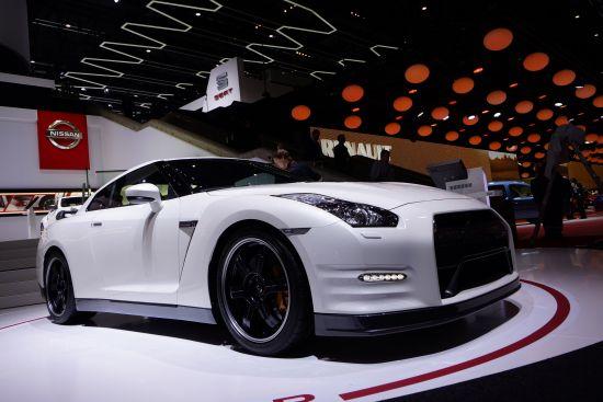 Nissan GT-R Geneva