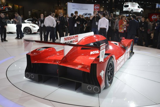 Nissan GT-R LM NISMO Chicago