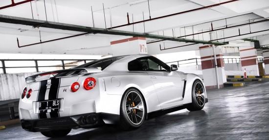 Nissan GT-R PUR Wheels