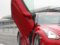 thumbnail image of Nissan GT-R with LSD wing doors