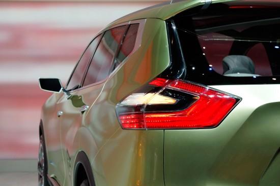 Nissan Hi-Cross Concept Geneva