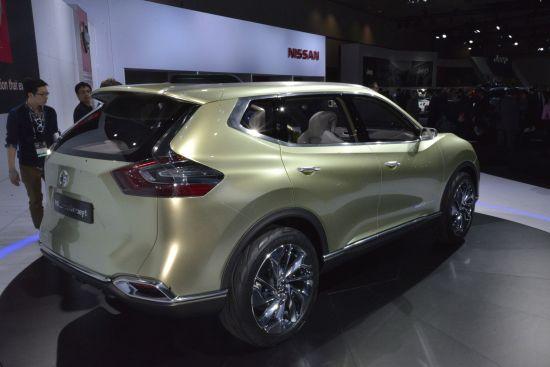 Nissan Hi-Cross Concept Los Angeles