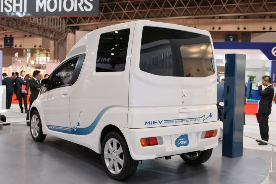 Nissan i-MiEV CARGO Tokyo