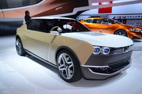 Nissan IDx Freeflow Detroit