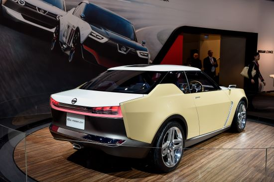 Nissan IDx Freeflow Paris