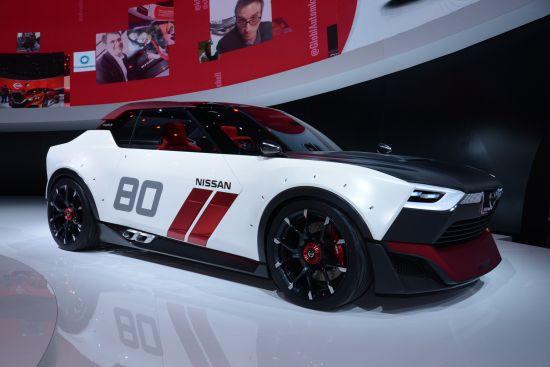 Nissan IDx NISMO Detroit