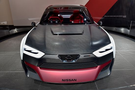 Nissan IDx Nismo Paris