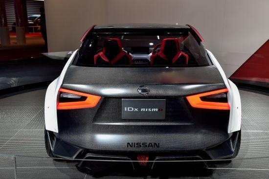 Nissan IDx Nismo Paris
