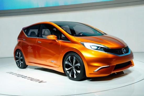 Nissan INVITATION Concept Geneva