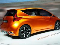 Nissan INVITATION Concept Geneva 2012, 3 of 6