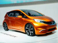 Nissan INVITATION Concept Geneva 2012, 5 of 6