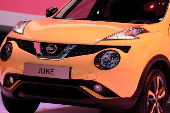 Nissan Juke Geneva