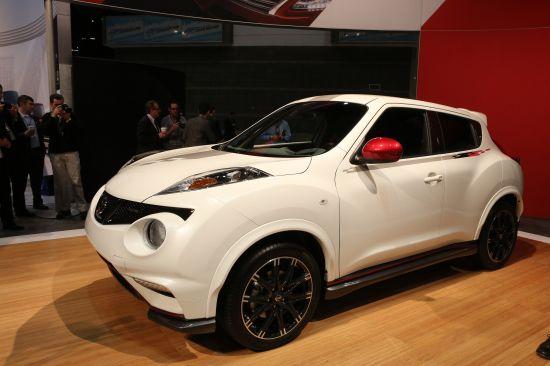 Nissan Juke Nismo Chicago