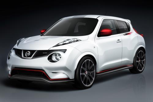 Nissan в Женеве - что в магазине?