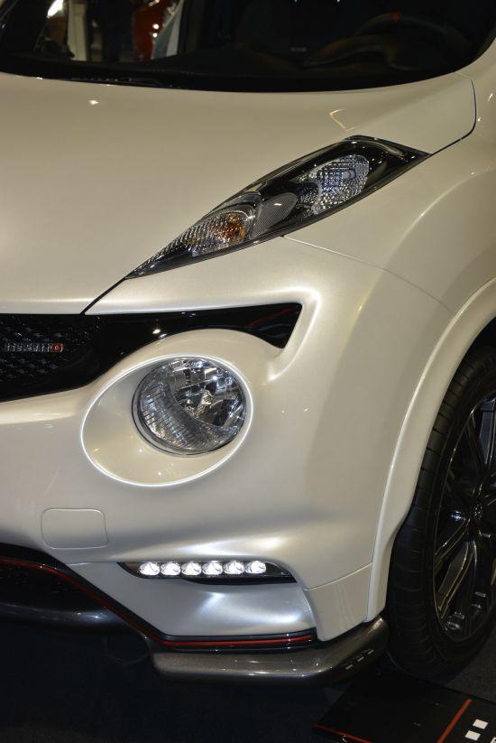 Nissan Juke Nismo Paris