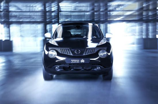 Nissan Juke with Ministry of Sound Limited Edition