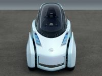 Nissan Land Glider concept, 8 of 27