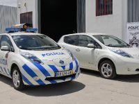 Nissan Leaf Blue Light , 5 of 5