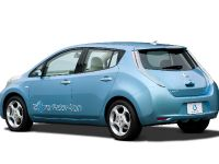 Nissan LEAF, 3 of 35