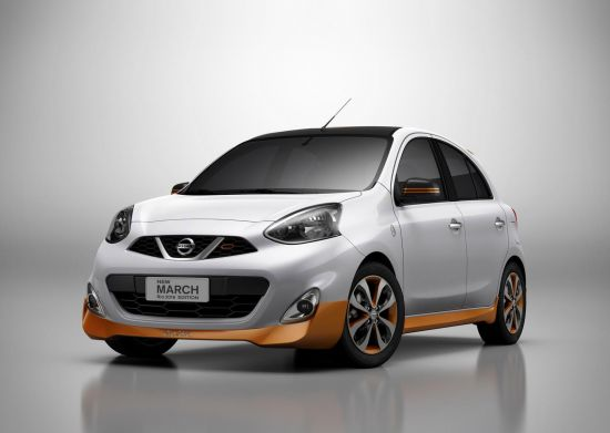 Nissan March Rio  Edition